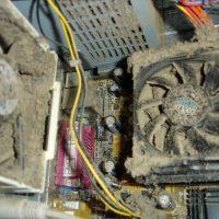 جلوگیری از خرابی قطعات الکتریکی