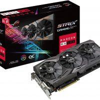 ASUS Strix Radeon RX 580 OC edition 8GB