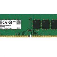 رم کامپیوتر کورشیال RAM Crucial DDR4 8GB 2666MHz